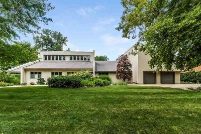Grosse Pointe Farms Single Family Home For Sale: 181 Lothrop