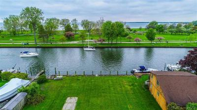 Harrison Twp Residential Lots & Land For Sale: 37783 Huron Pointe Dr