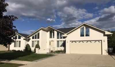 Clinton Township Single Family Home For Sale: 35860 Monterey