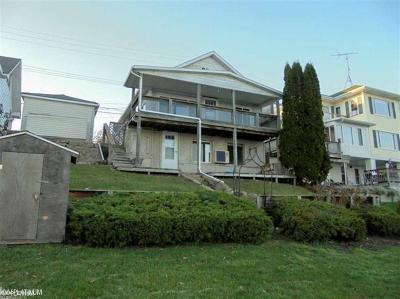 St. Clair Multi Family Home For Sale: 105 Gratiot