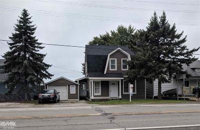 Ira Single Family Home For Sale: 9283 Dixie
