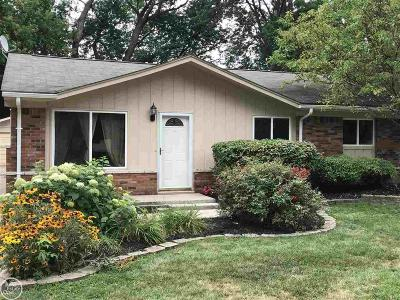 Harrison Twp Single Family Home Back On Market: 39496 Willmarth