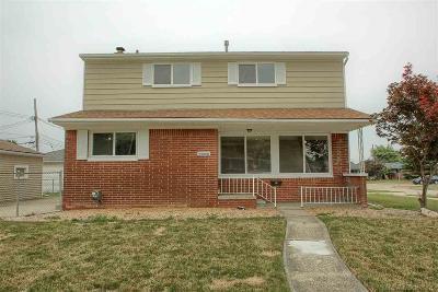 Saint Clair Shores Single Family Home For Sale: 20008 Valera Street