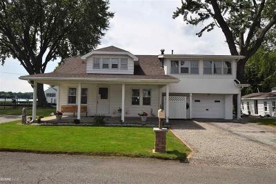 St. Clair Single Family Home For Sale: 109 Loch Haven