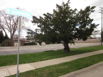 Saint Clair Shores Residential Lots & Land For Sale: Sunnydale