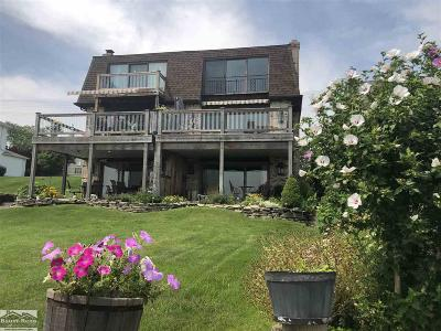 St. Clair Single Family Home For Sale: 2730 Military