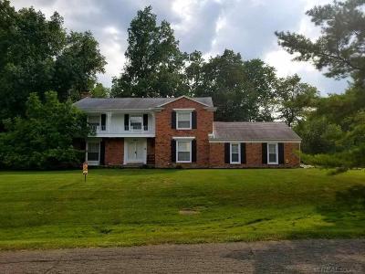 Farmington Hills Single Family Home For Sale: 28209 Danvers Dr