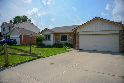 Chesterfield  Single Family Home For Sale: 50373 Burlwood