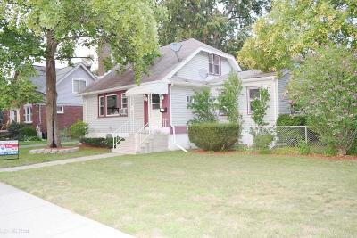 Ferndale Single Family Home For Sale: 1512 Dover