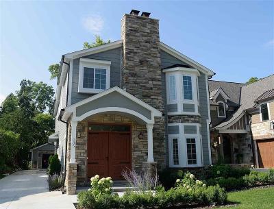 Rochester Single Family Home For Sale: 135 Glendale