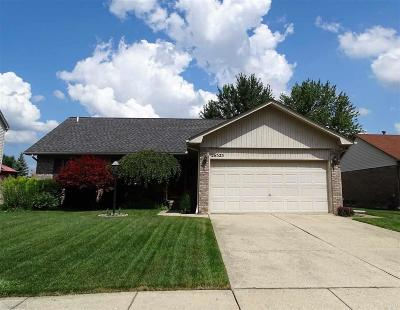 Chesterfield  Single Family Home For Sale: 26325 Woodland