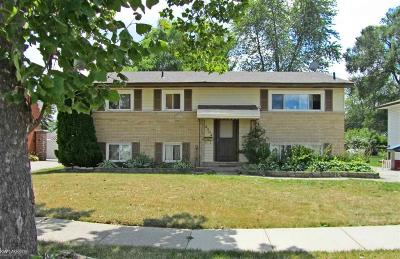 Sterling Heights Single Family Home For Sale: 2304 Koper