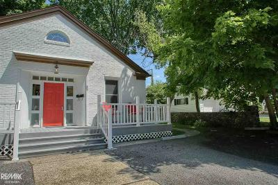 Saint Clair  Single Family Home For Sale: 510 & 514 N 4th St