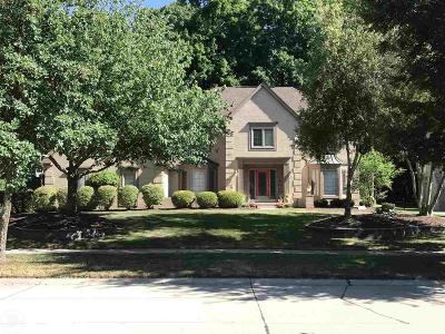 Troy Single Family Home For Sale: 1700 Rolling Woods