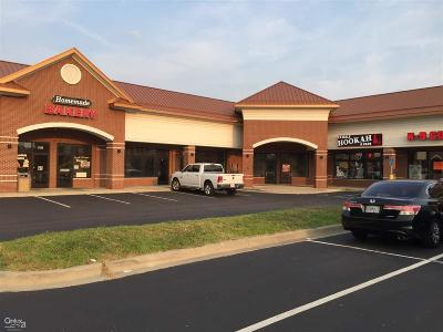 Shelby Twp Commercial Lease For Lease: 2298 Auburn