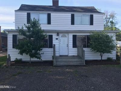 St. Clair Single Family Home For Sale: 8276 Dixie