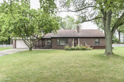 Clinton Township Single Family Home For Sale: 38494 Hilldale St