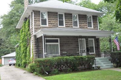 Mount Clemens Single Family Home For Sale: 38 Lodewyck