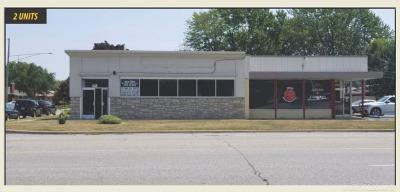 Commercial/Industrial For Sale: 22520-22524 Greater Mack