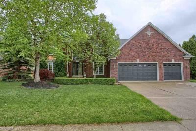 Macomb Twp Single Family Home For Sale: 20572 Windemere Drive
