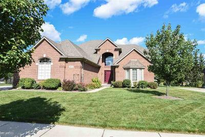 Shelby Twp Single Family Home For Sale: 47324 Caylee Dr