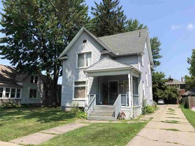 Mount Clemens Single Family Home For Sale: 26 Hubbard