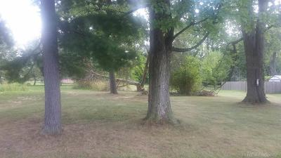 Clinton Township Residential Lots & Land For Sale: Elmway