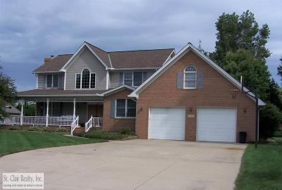 Saint Clair Single Family Home For Sale: 648 Prestwick