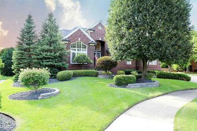 Shelby Twp Single Family Home For Sale: 52917 Wickersham