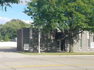 Commercial Lease For Lease: 21250 Harper Avenue