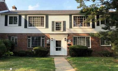 Saint Clair Shores Condo/Townhouse For Sale: 23319 Edsel Ford Ct