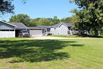 Kimball Single Family Home For Sale: 875 Wadhams Road