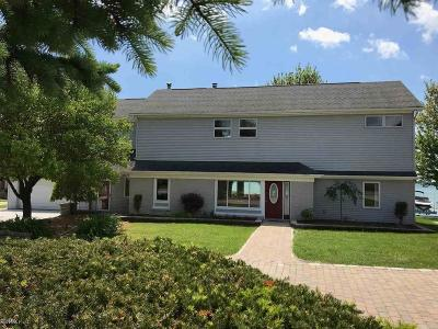 Ira Single Family Home For Sale: 9609 Dixie