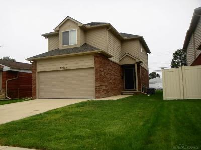 Saint Clair Shores Single Family Home For Sale: 32012 St Margaret