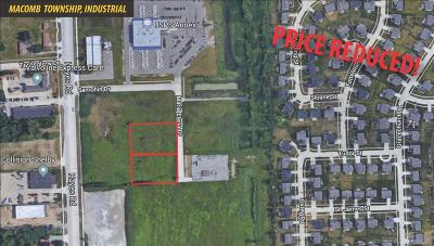 Macomb Twp Residential Lots & Land For Sale: Maria Elena Drive