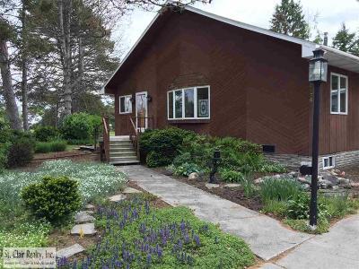 Saint Clair Single Family Home For Sale: 2175 Vine St