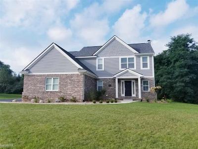 Clarkston Single Family Home For Sale: 7145 Ingomar Ln