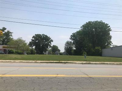 Marine City MI Commercial/Industrial For Sale: $174,900