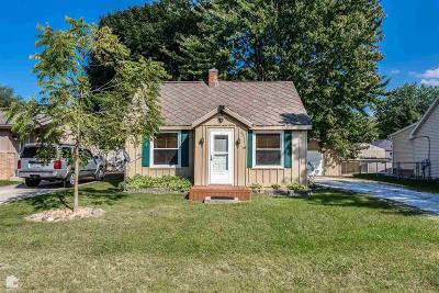 Port Huron Single Family Home For Sale: 2524 20th Ave