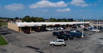 Clinton Township Commercial Lease For Lease: 42181 Garfield