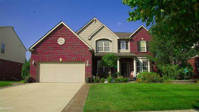 Sterling Heights MI Single Family Home For Sale: $410,000