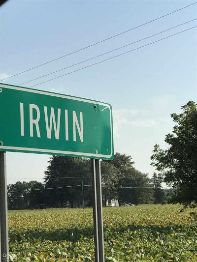 Armada, Armada Twp Residential Lots & Land For Sale: 21950 Irwin Rd Parcel F