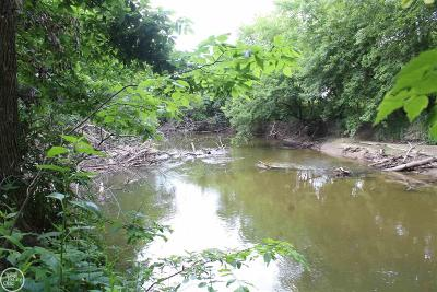 Clinton Township Residential Lots & Land For Sale: River Lane