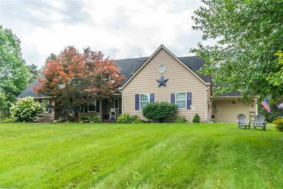 Shelby Twp Single Family Home For Sale: 56567 Golden Pond Drive