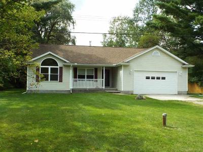 Kimball Single Family Home For Sale: 1431 Pine River Road