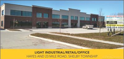 Shelby Twp Commercial Lease For Lease: 50437 Hayes