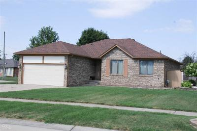 Macomb Single Family Home For Sale: 35105 Wright