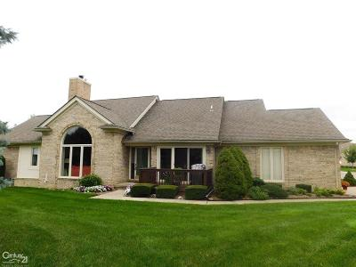 Sterling Heights MI Condo/Townhouse For Sale: $259,000
