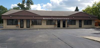 Commercial/Industrial For Sale: 49540 Gratiot