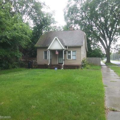 Detroit Single Family Home For Sale: 46 Unit Bulk Sale